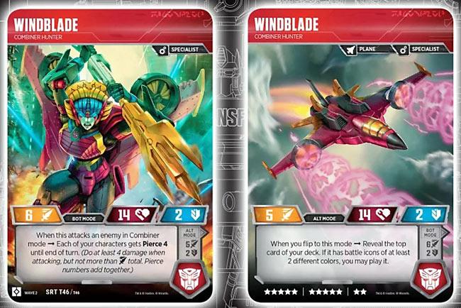 Windblade // Combiner Hunter