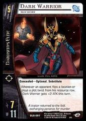 Dark Warrior, Mockery - Foil