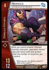 Mongul, Intergalactic Menace - Foil