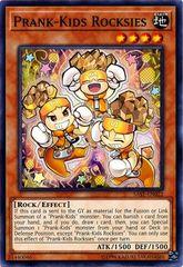 Prank-Kids Rocksies - SAST-EN022 - Common - Unlimited Edition