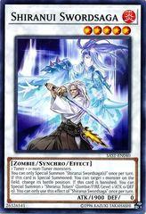 Shiranui Swordsaga - SAST-EN040 - Common - Unlimited Edition