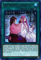 Ghost Meets Girl - A Shiranui's Story - SAST-EN063 - Ultra Rare - Unlimited Edition