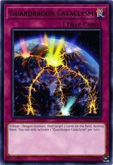 Guardragon Cataclysm - SAST-EN073 - Rare - Unlimited Edition