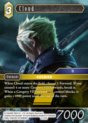 Cloud - 8-143S - Foil