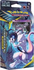 Sun & Moon: Unbroken Bonds Battle Mind Theme Deck (Mewtwo)