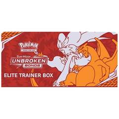 Sun & Moon: Unbroken Bonds Elite Trainer Box