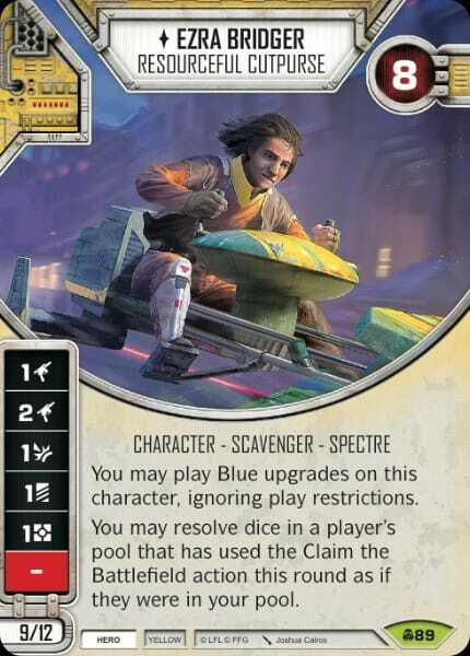 Ezra Bridger - Resourceful Cutpurse