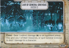 Lair of General Grievous - Vassek 3
