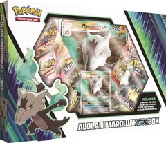 Alolan Marowak GX Box Set