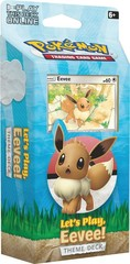 Let's Play, Eevee! Theme Deck