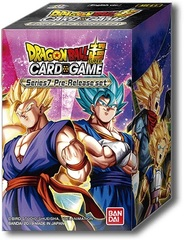 Dragon Ball Super - Series 7 Pre-release set