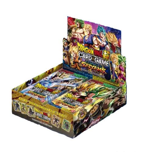 Dragon Ball Super - Assault of the Saiyans Booster Box