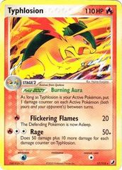 Typhlosion - 17/115 - Golden SKy Theme Deck Exclusive