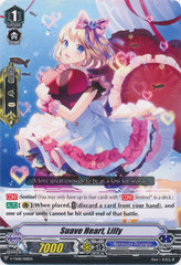 Suave Heart, Lily - V-TD08/008EN - TD on Channel Fireball