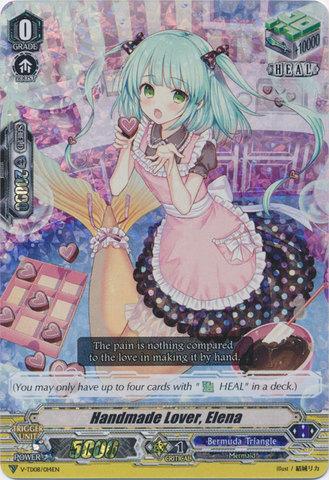 Handmade Lover, Elena - V-TD08/014EN (FOIL - RRR)