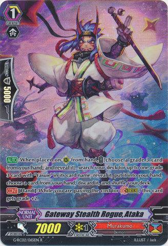Gateway Stealth Rogue, Ataka - G-RC02/065EN - R