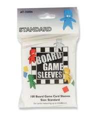 Arcane Tinmen - Board Game Sleeves: Clear - Standard