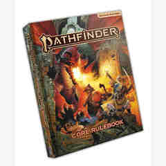 Pathfinder 2E Core Rulebook (Hardcover) - Standard Edition