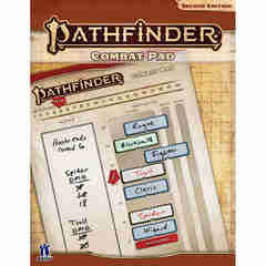 Pathfinder RPG (Second Edition): Combat Pad