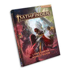 Pathfinder RPG (Second Edition): Lost Omens World Guide