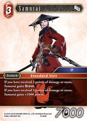 Samurai - 8-009C - Foil