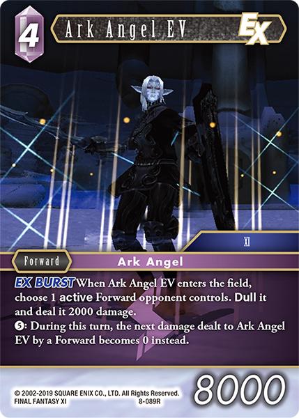 Ark Angel EV EX - 8-089R - Foil
