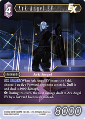 Ark Angel EV EX - 8-089R - Foil on Channel Fireball