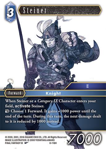 Steiner - 8-118H - Foil