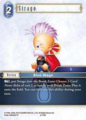 Strago - 8-119C - Foil