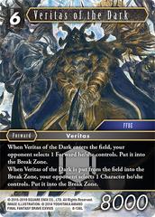 Veritas of the Dark - 8-136L - Foil