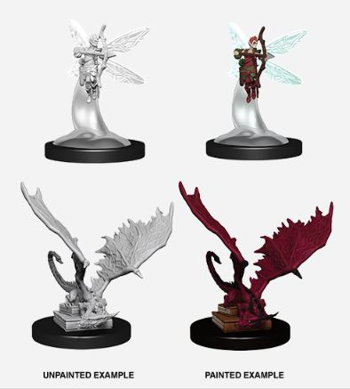 Nolzurs Marvelous Miniatures - Sprite & Pseudodragon
