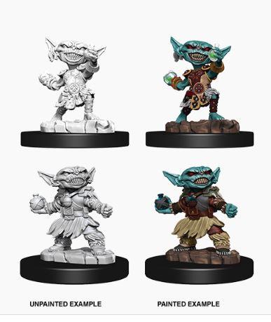 Pathfinder Battles Unpainted Minis - Female Goblin Alchemist