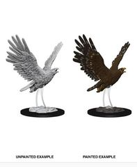 Pathfinder Battles Unpainted Minis - WAVE9 - Giant Eagle