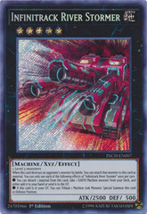 Infinitrack River Stormer - INCH-EN007 - Secret Rare - 1st Edition