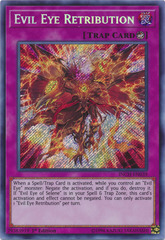 Evil Eye Retribution - INCH-EN039 - Secret Rare - 1st Edition