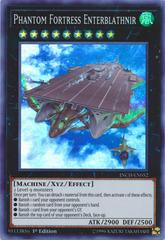 Phantom Fortress Enterblathnir - INCH-EN052 - Super Rare - 1st Edition