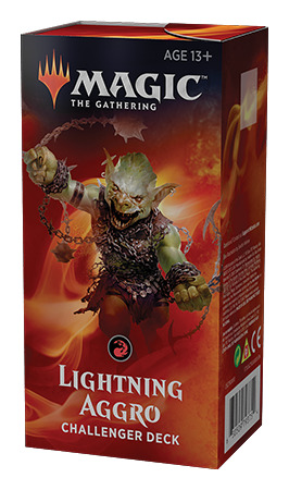 Challenger Decks - Lightning Aggro
