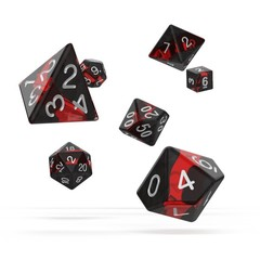 Oakie Doakie Dice - RPG-Set Eclave Ruby