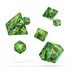 Oakie Doakie Dice - RPG-Set Gemidice Jungle