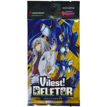 V Booster Set 04 - Vilest! Deletor Booster Pack