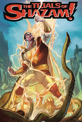 Trials Of Shazam The Complete Series Tp (STL121026)
