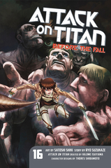 Attack On Titan Before The Fall Gn Vol 16 (STL119835)
