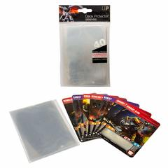 Ultra Pro Oversized Clear Top Loading Deck Protector Sleeves 40ct