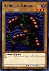 Armored Zombie - SBLS-EN027 - Common - 1st Edition on Channel Fireball