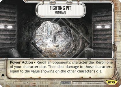 Fighting Pit - Mimban
