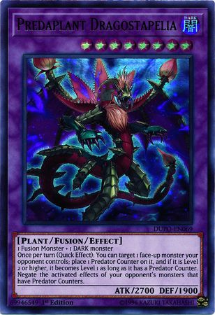 Ultra Rare Security Dragon DUPO-EN037 Yugioh Duel Power
