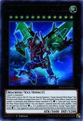 Super Quantal Mech King Great Magnus - DUPO-EN093 - Ultra Rare - 1st Edition