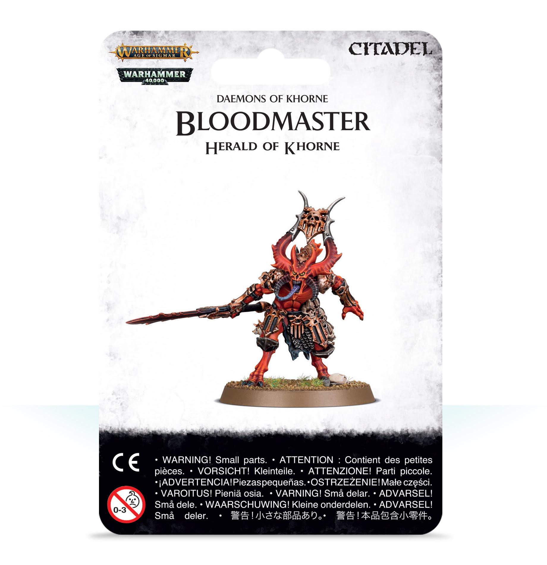 Bloodmaster Herald Of Khorne