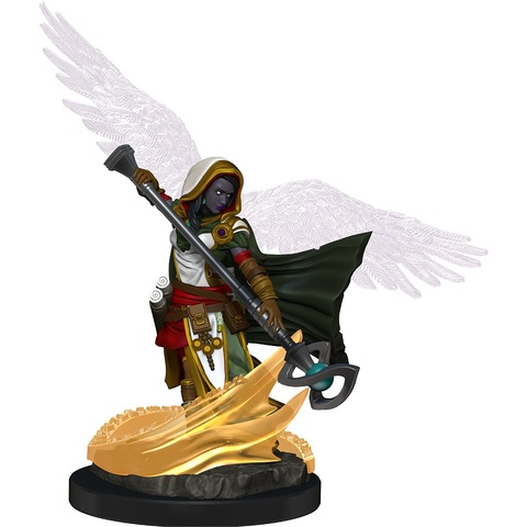 D&D Icons of the Realms Premium Aasimar Wizard Female