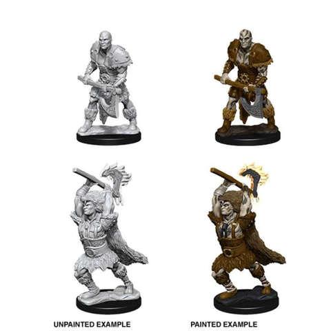 Nolzurs Marvelous Miniatures - Male Goliath Barbarian
